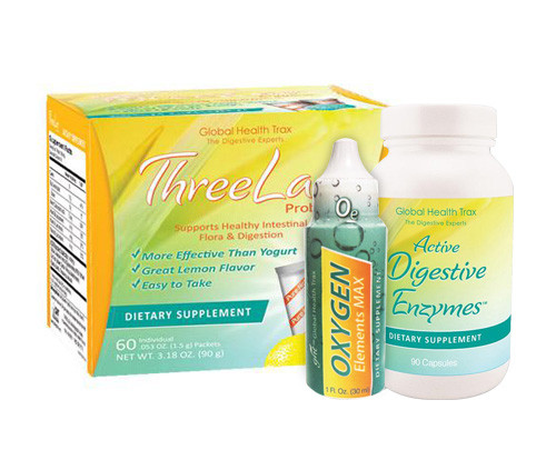 Digestive Combo with Threelac : New Zealand, Buy Online   Return2Health